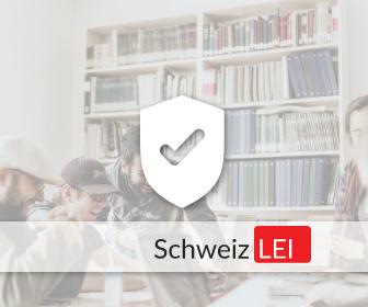 Übertragen eines LEI-Codes an Schweiz LEI